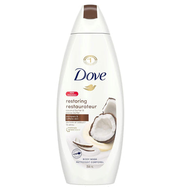 Dove Coconut milk with jasmine petals for the body 354 ml