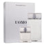 Set - Ermenegildo Zegna Uomo 100ML EDT Spray + 30ML EDT Spray (Hard Box)