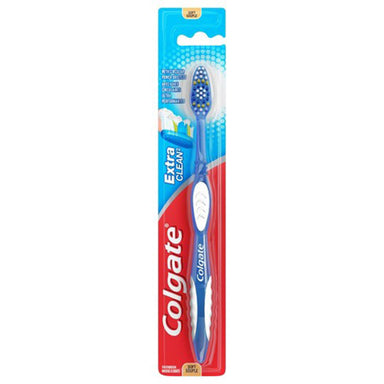 Colgate Toothbrush Extra Clean Soft, colours. may vary