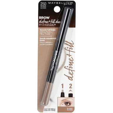 Maybelline New York Eyestudio Brow Define and Fill Duo
