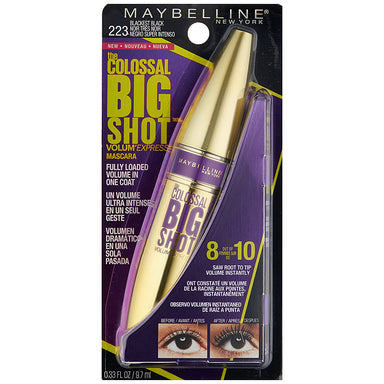 Maybelline New York Volum' Express The Colossal Big Shot Washable Mascara