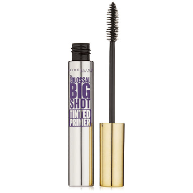 Maybelline New York Volume Express The Colossal Big Shot Tinted Primer, Black, 0.26 fl. Oz.