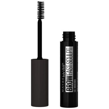 Maybelline Brow Fast Sculpt, Shapes Eyebrows, Eyebrow Mascara Makeup, Deep Brown, 0.09 Fl; Oz, 260 DEEP BROWN