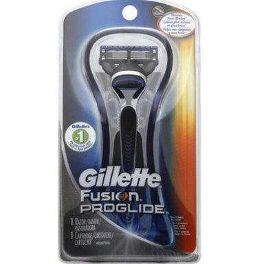 Gillette Fusion Proglide Manual Men's Razor With 1 Razor Blade Refill