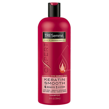 TRESemme Expert Conditioner with Marula Oil, Keratin Smooth, 739 ml
