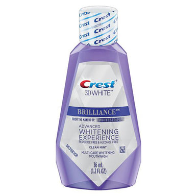 Crest Mouthwash 36Ml 3D White Brilliance