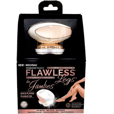 Finishing Touch Flawless Hair Remover for Legs, Blush, 1 count