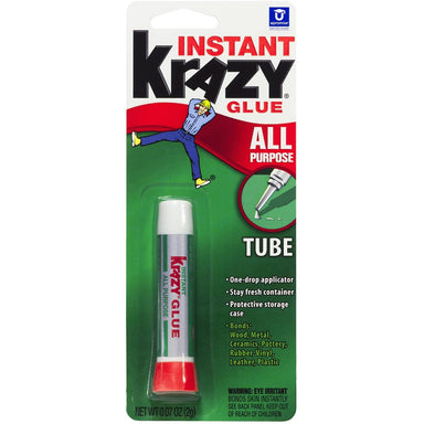 Krazy Glue All Purpose Percision Tip 2G