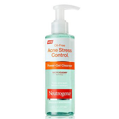 Neutrogena oil free acne stress control 6fl oz(177ml)