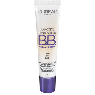 L'Oreal Paris Magic Skin Beautifier BB Cream, Light, 1.0 Ounces