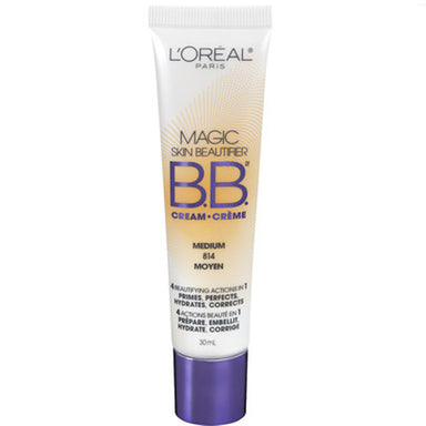 L'Oreal Paris Magic Skin Beautifier BB Cream 814 Medium