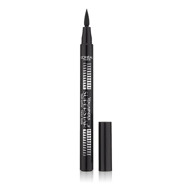 L'Oreal Paris Voluminous Superstar Liquid Eyeliner Pen, Black [202] 0.056 oz