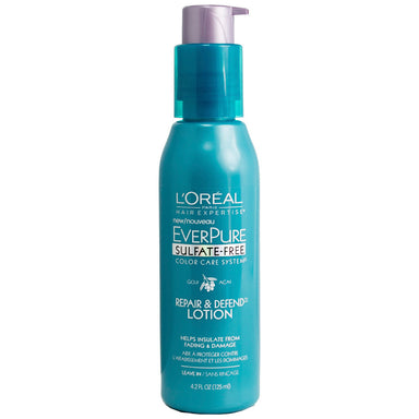 L'Oreal Paris EverPure Sulfate Free Color Longevity Leave-in Lotion, 125ml