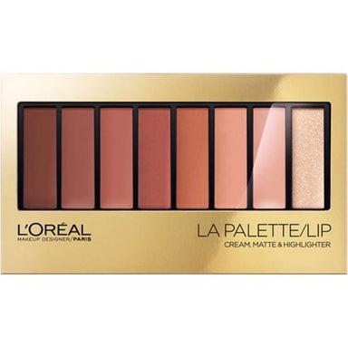 L'Oreal Paris Colour Riche La Palette Lip, Nude 03 0.14 Oz