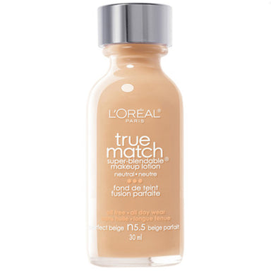 L'Oréal Paris True Match Super-Blendable Foundation N5.5 Perfect Beige