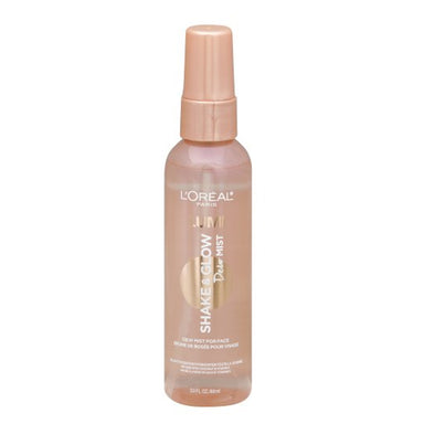 L'oreal Paris Makeup Lumi Shake & Glow Dew Mist, Natural Finish, 3 Fl. Oz.