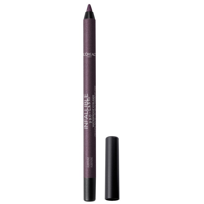L'Oreal Paris Infallible Pro-Last Waterproof Eye Liner, Aubergine