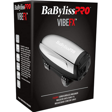 BaBylissPRO Barberology VibeFX Cord/Cordless Massager