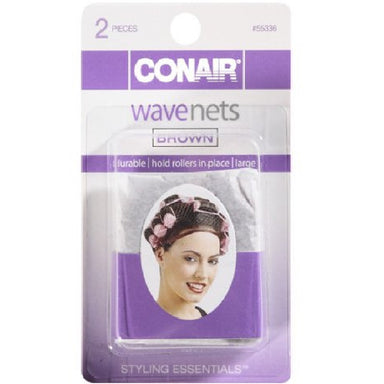 Conair -- Wave Nets, 2 count