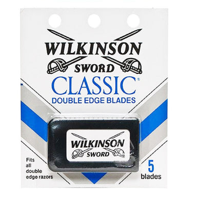Wilkinson Double Edge Blades 5Ct Classic