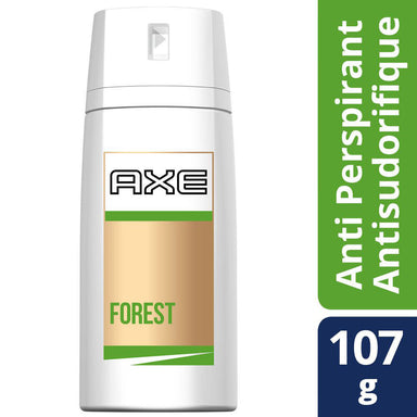 Axe Dry Spray 48HR Anti Marks Protection Antiperspirant- Signature Forest, 107g