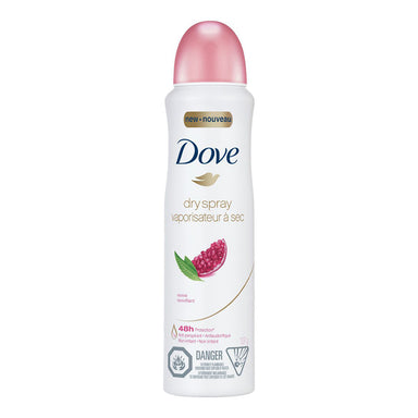 Dove Dry Spray 48-hour Anti-Perspirant, Revive, 107 g