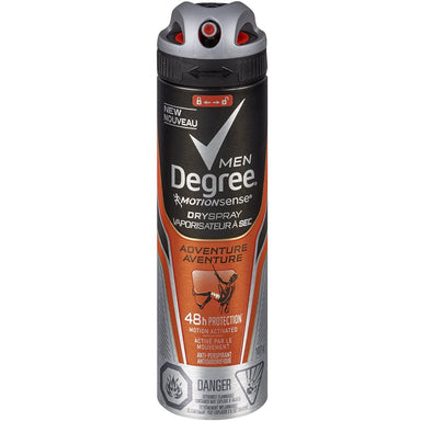 Degree Men MotionSense Sport Defense Dry Spray Antiperspirant 107g