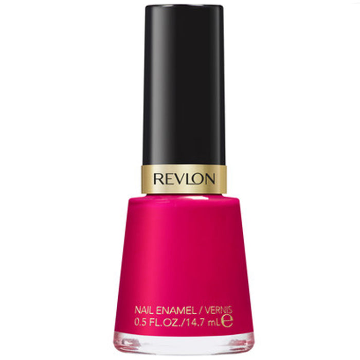 Revlon - Sheer Nail Enamel - 270 Cherries in the Snow 0.50 fl oz