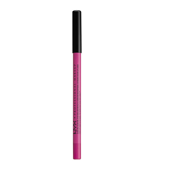 NYX PROFESSIONAL MAKEUP Slide On Lip Pencil - Disco Rage, Hot Pink