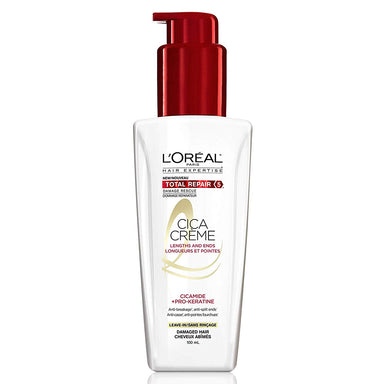 L'Oreal Paris Total Repair 5, Cicamide And Pro-Keratine Cream, 100 ml