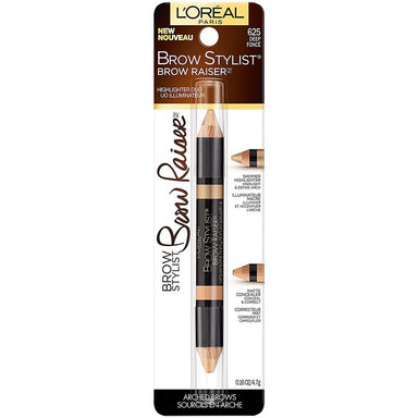 L'Oreal Paris Brow Stylist Brow Raiser Highlighter Duo