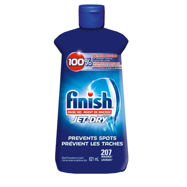 Finish Jet-Dry Rinse Agent, 621 ml