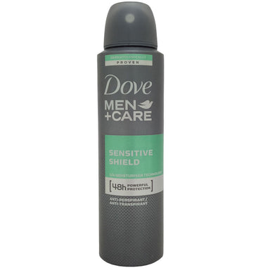 Dove Men+ Care Deodorant, Sensitive Care, 150 ml