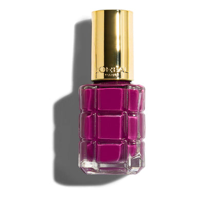 L'Oreal Paris Le Vernis À L'huile by Colour Riche Nail Polish, Violet Vendome 332