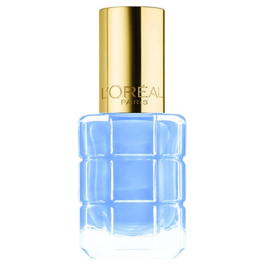 L'Oreal Paris Nail Polish Colour Riche Oil-infused Colour, 671 Monsieur Bleu, 11.7 milliliters