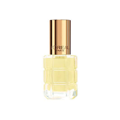 L'Oreal Paris Nail Polish Colour Riche Oil-infused Colour, 07 Jaune Citron, 11.7 milliliters