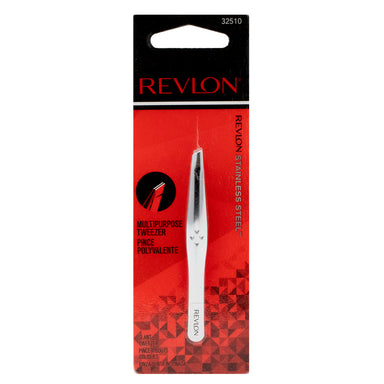 Revlon Multipurpose Tweezers Stainless Steel