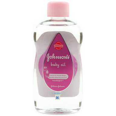 Johnson'S Baby 300Ml Oil Pure & Gentle
