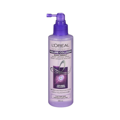 L'OREAL VOLUME COLLAGEN ROOT LEAVE-IN SPRAY 250ML