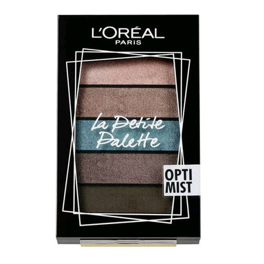 L'Oreal Paris La Petite Palette Eye Shadow Optimist, 4 grams