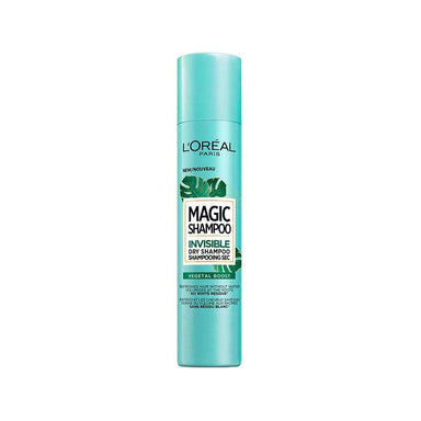 L'Oreal Paris Magic Shampoo Vegetal Boost Invisible Dry Shampoo, 200ml