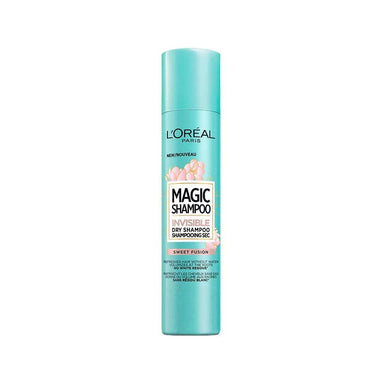 L'Oreal Paris Magic Shampoo Sweet Fusion Invisible Dry Shampoo, 200ml