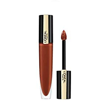L'Oreal Paris Rouge Signature Metallic Liquid Lipstick 202 Electrify
