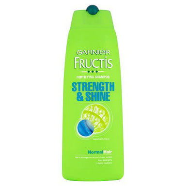 Garnier Fructis 250Ml Strength & Shine Normal Hair, W/ Grapefruit Extract