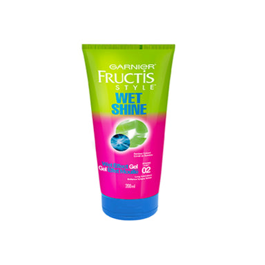 Garnier Fructis Style Wet Shine Wet Effect, Gel Strong 02, 200ml