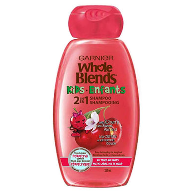 Garnier Whole Blends Kids 2-in1 Shampoo, 250 mL