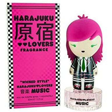 Harajuku Wicked Style Music 30ml Edt Spr