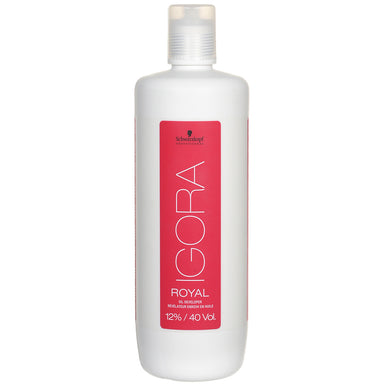 Schwarzkopf Igora Royal Oil Developer 12% / 40 Vol 1000ml