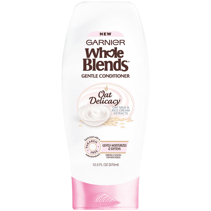 Garnier Whole Blends Gentle Conditioner, 370 ml