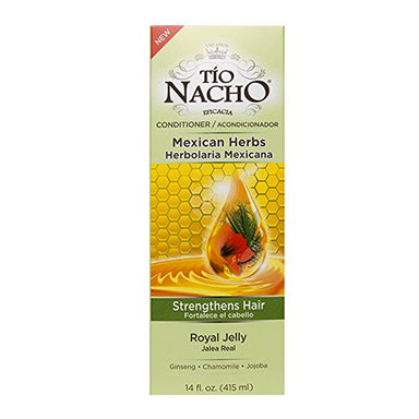 Tio Nacho Mexican Herb Hair Strengthening Conditioner with Royal Jelly, 14 Ounces Brand: Tio Nacho